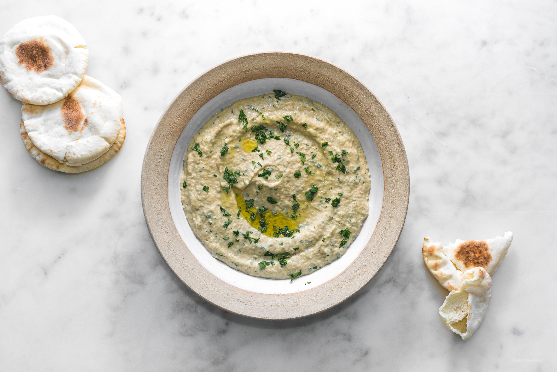 baba ganoush   i am a food blog