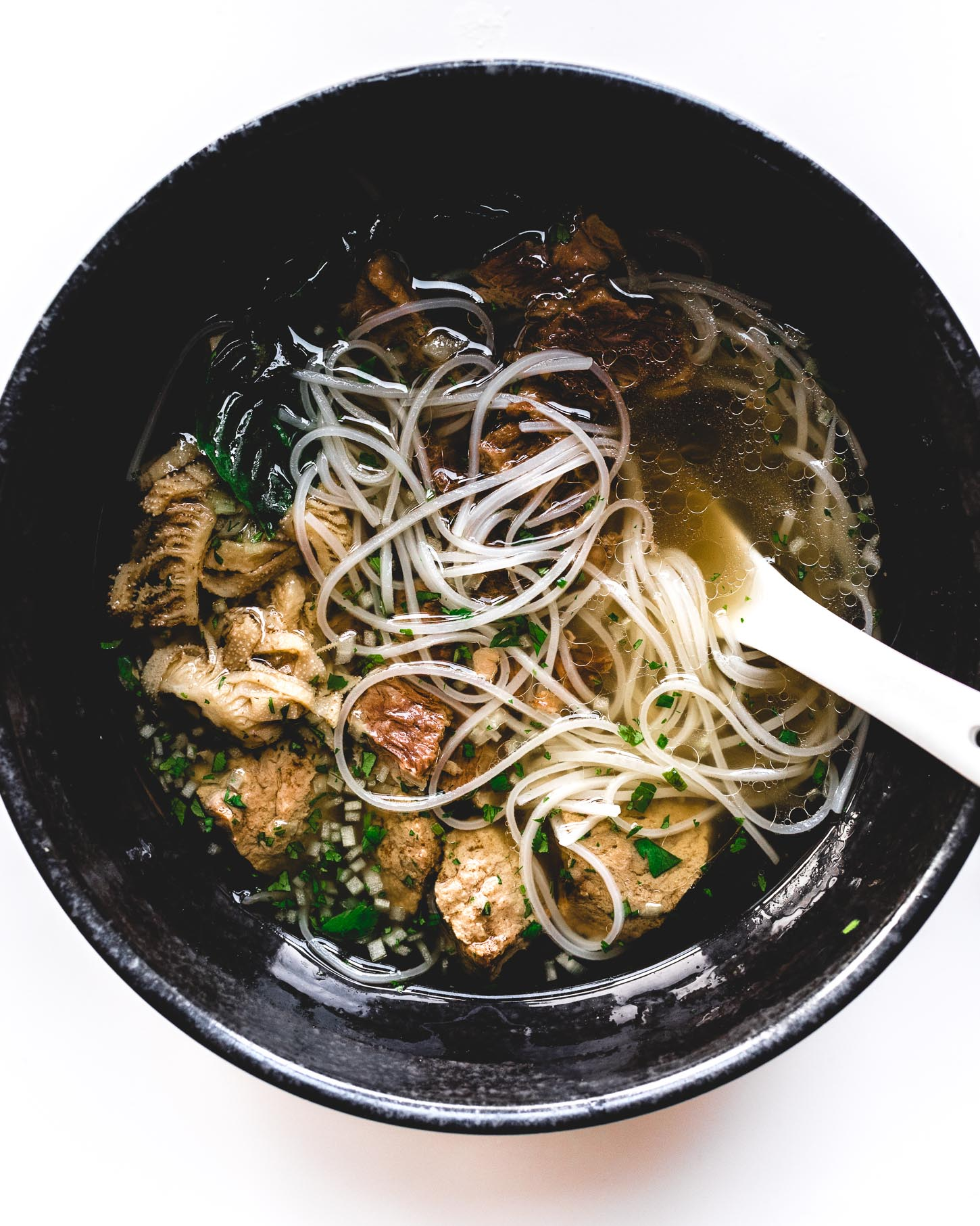 Authentic Instant Pot Pho Recipe - www.iamafoodblog.com