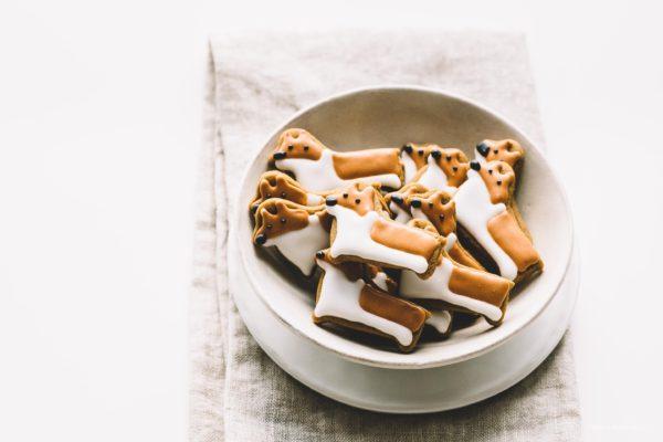 mini corgi cookies | i am a food blog
