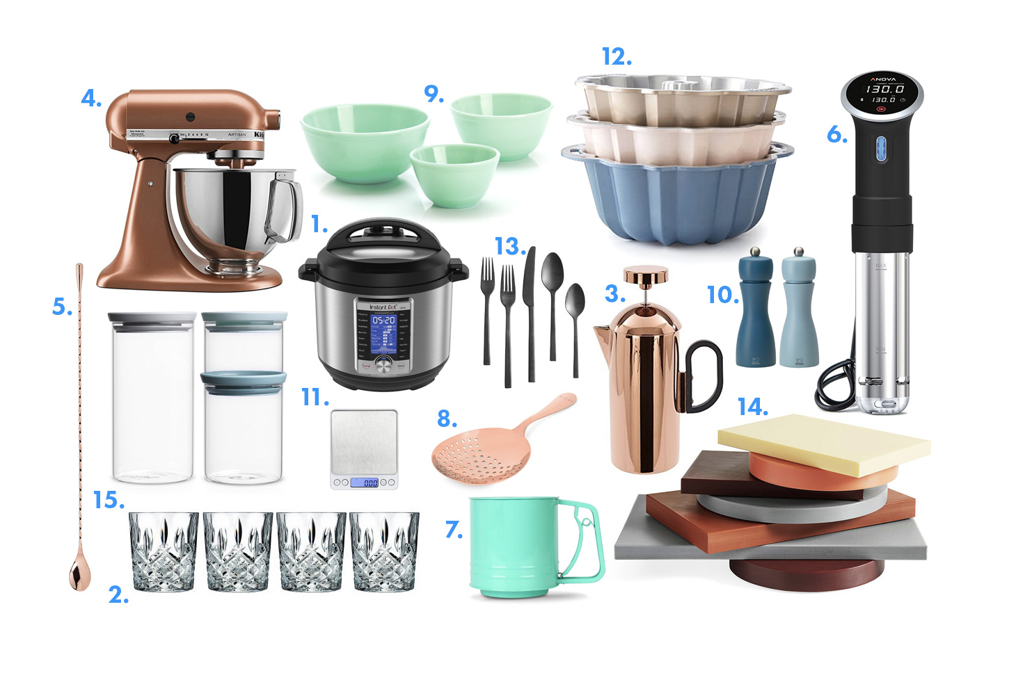 holiday kitchen buying guide | i am a food blog