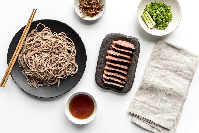 Japanese Sous-Vide Duck Ramen Recipe   www.iamafoodblog.com
