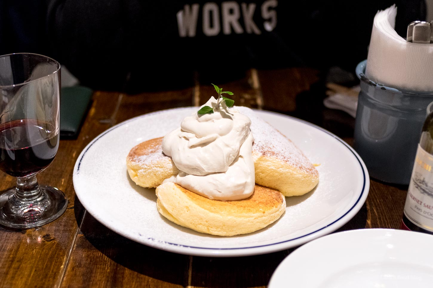 Tokyo Food Guide: Where to Eat Fluffy Japanese Pancakes in Tokyo