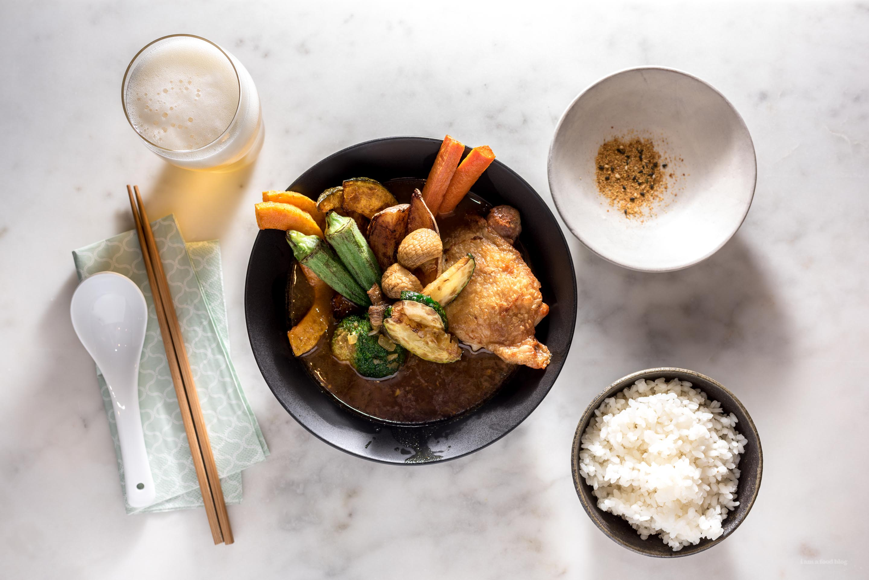 Sapporo soup curry recipe i am a food blog i am a food blog have you guys heard of japanese soup curry its like curry but soupier sounds silly but thats what it is soup curry hails from the hokkaido region of forumfinder Image collections