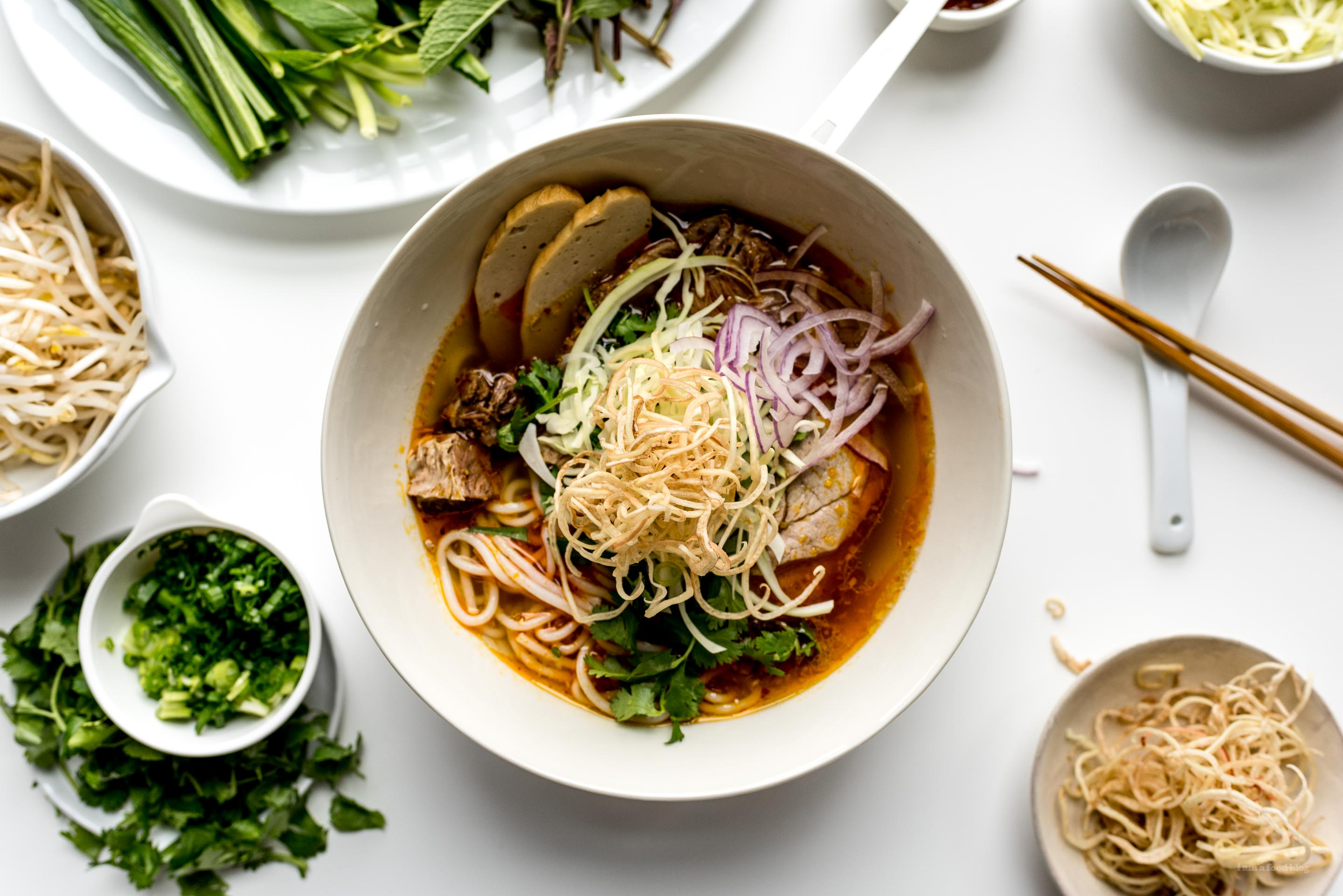 Instant Pot Bun Bo Hue Recipe