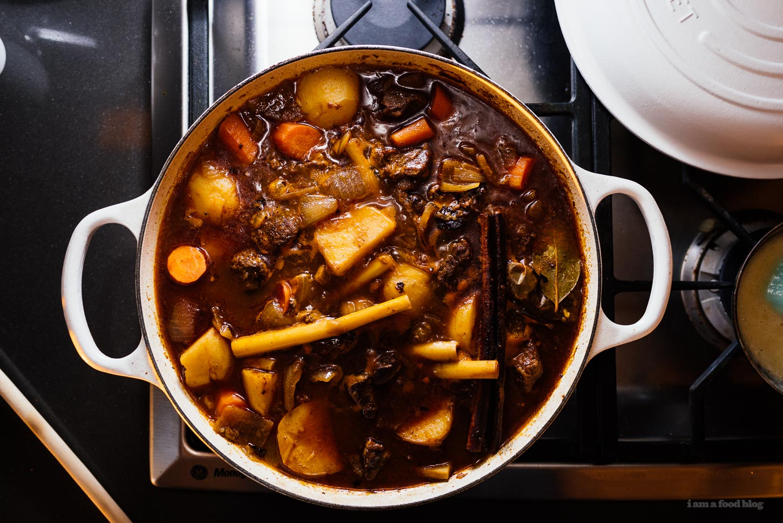 Bo Kho/Vietnamese Beef Stew