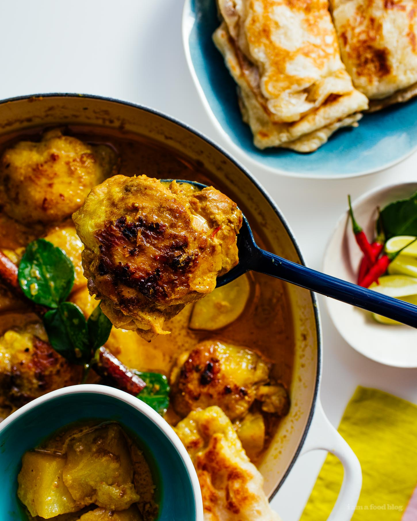 Kari Ayam: Malaysian Chicken Curry Recipe