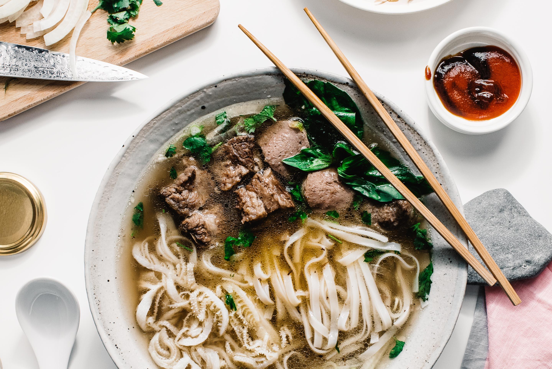 Beef Rib Pho Recipe