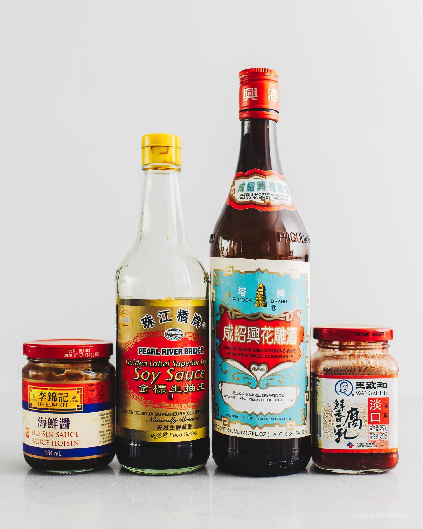 Bourbon Honey Char Siu Wings Recipe   www.iamafoodblog.com