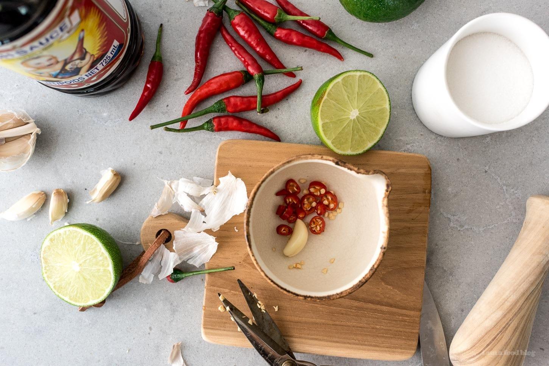 Vietnamese Mixed Fish Sauce Vinaigrette | www.iamafoodblog.com