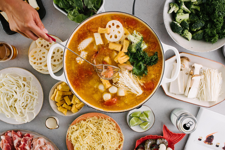 Sweet and Sour Vietnamese Hot Pot Recipe · i am a food blog i am a ...