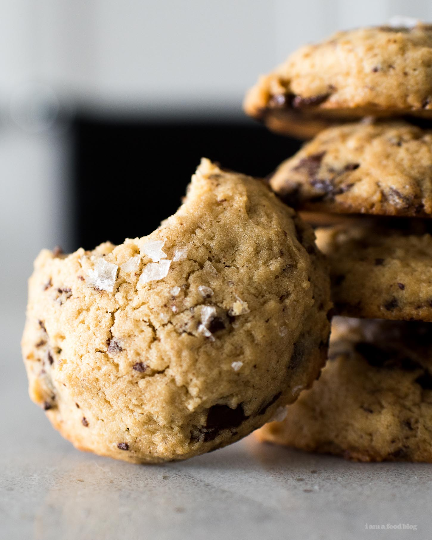 cardamom chocolate chip cookies | i am a food blog