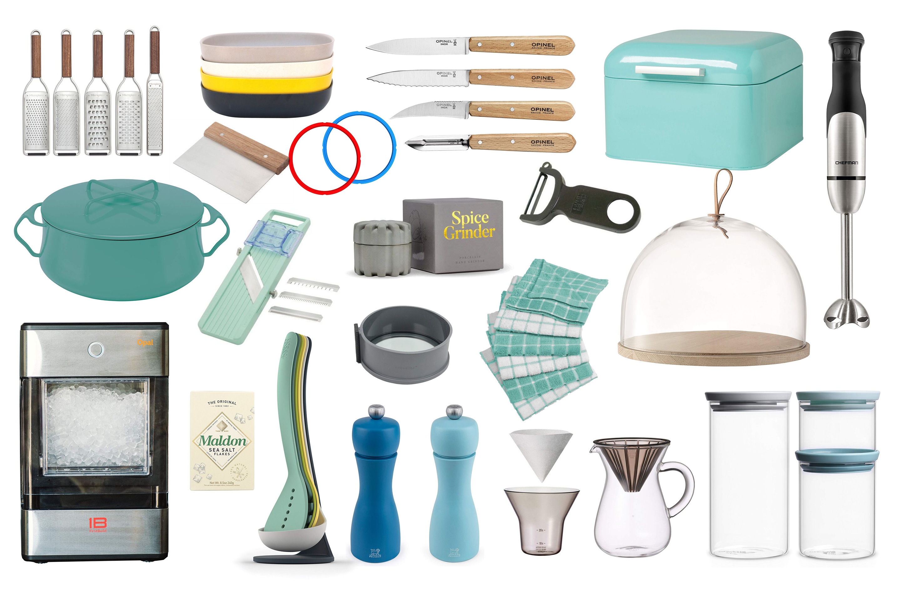 kitchen christmas gift guide 2018 | i am a food blog