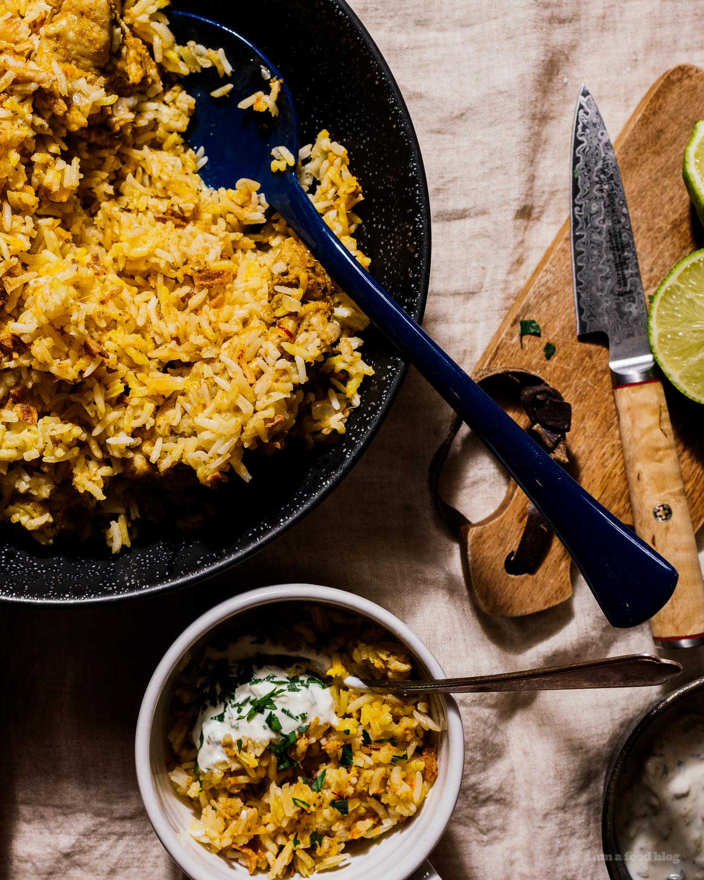 Dishoom's Chicken Biryani Recipe, Simplified | www.iamafoodblog.com