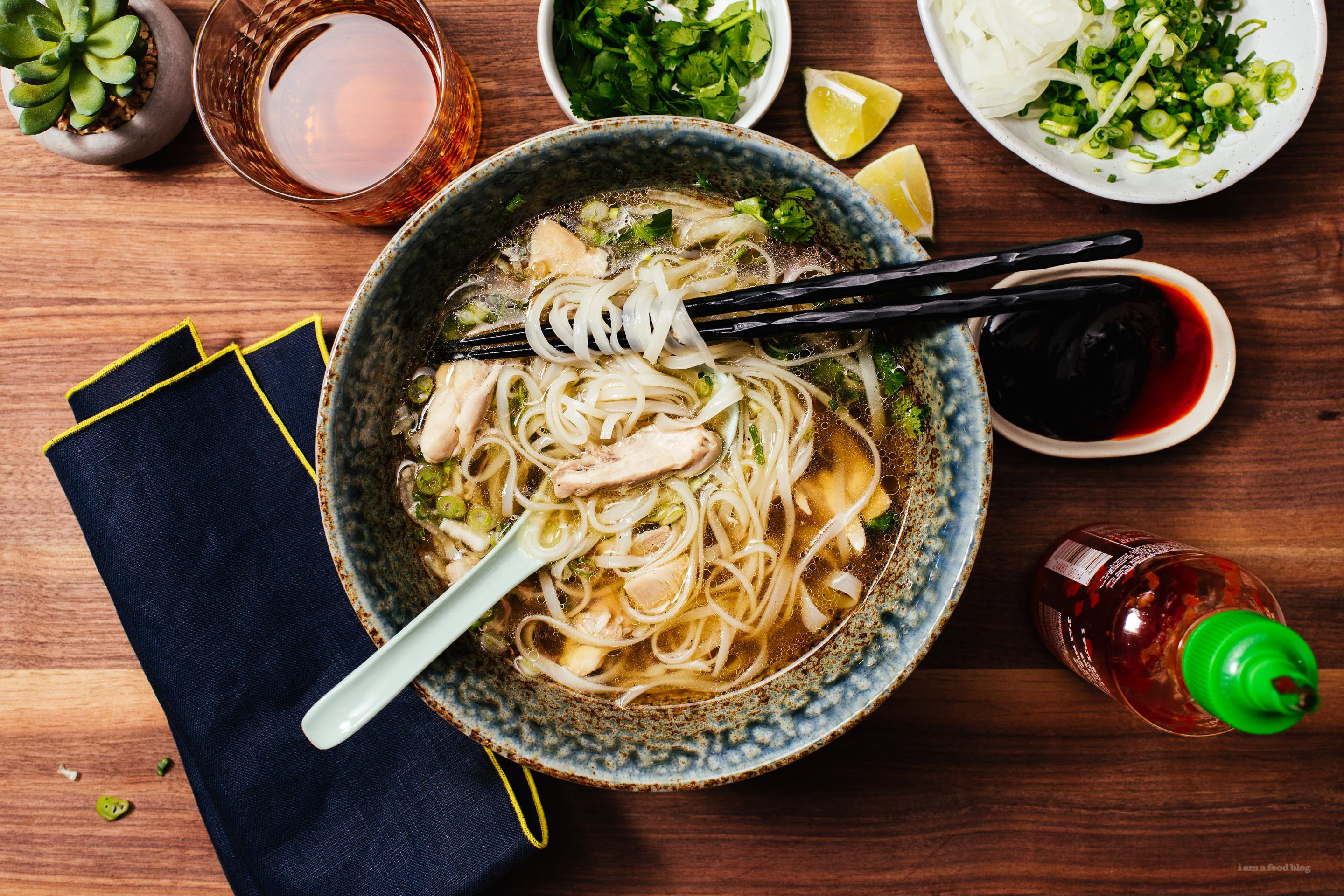 Authentic Instant Pot Chicken Pho Recipe 183 I Am A Food Blog I Am A Food Blog