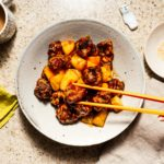 sweet and sour pork recipe | i am a food blog