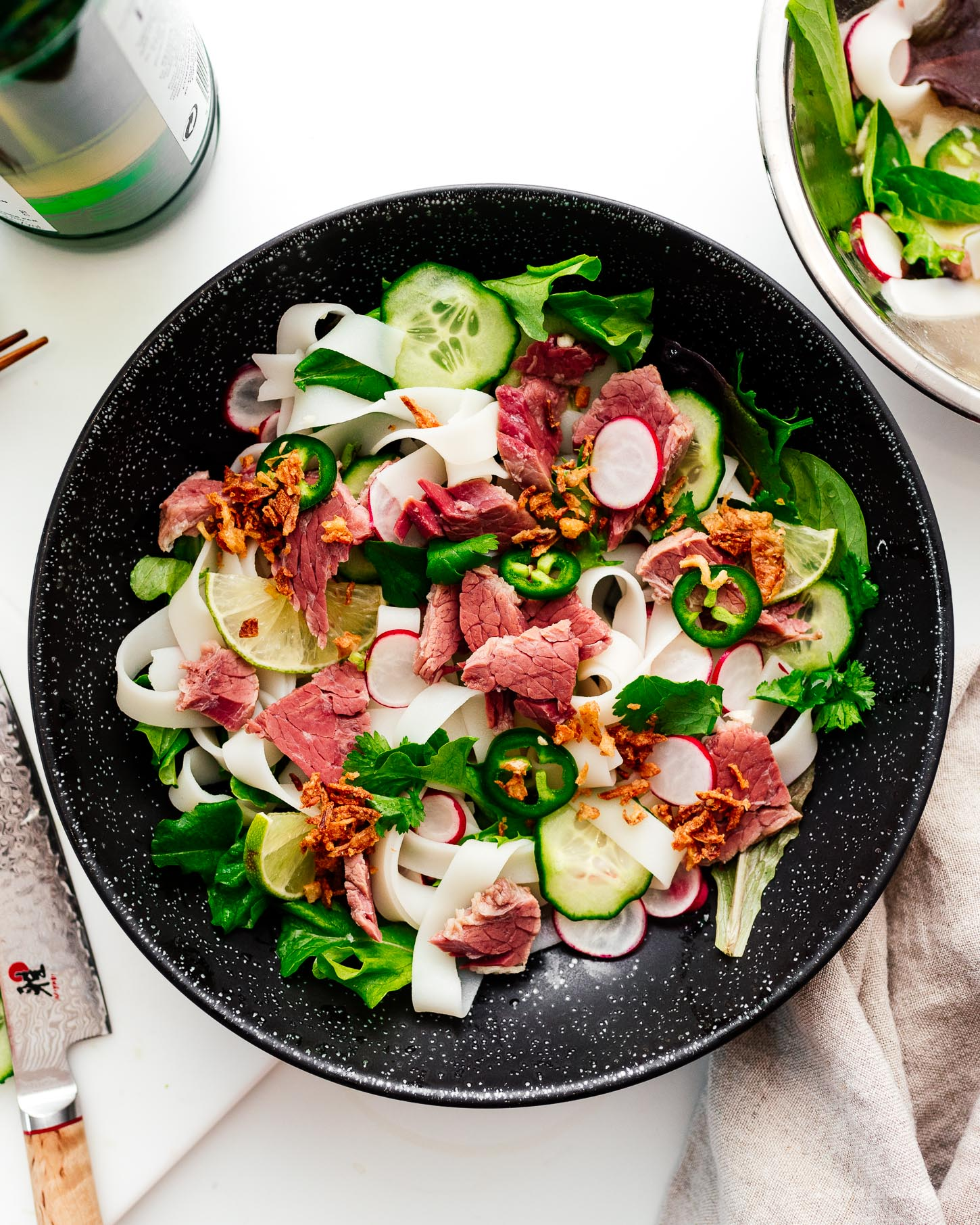 pho-spiced corned beef recipe | www.iamafoodblog.com