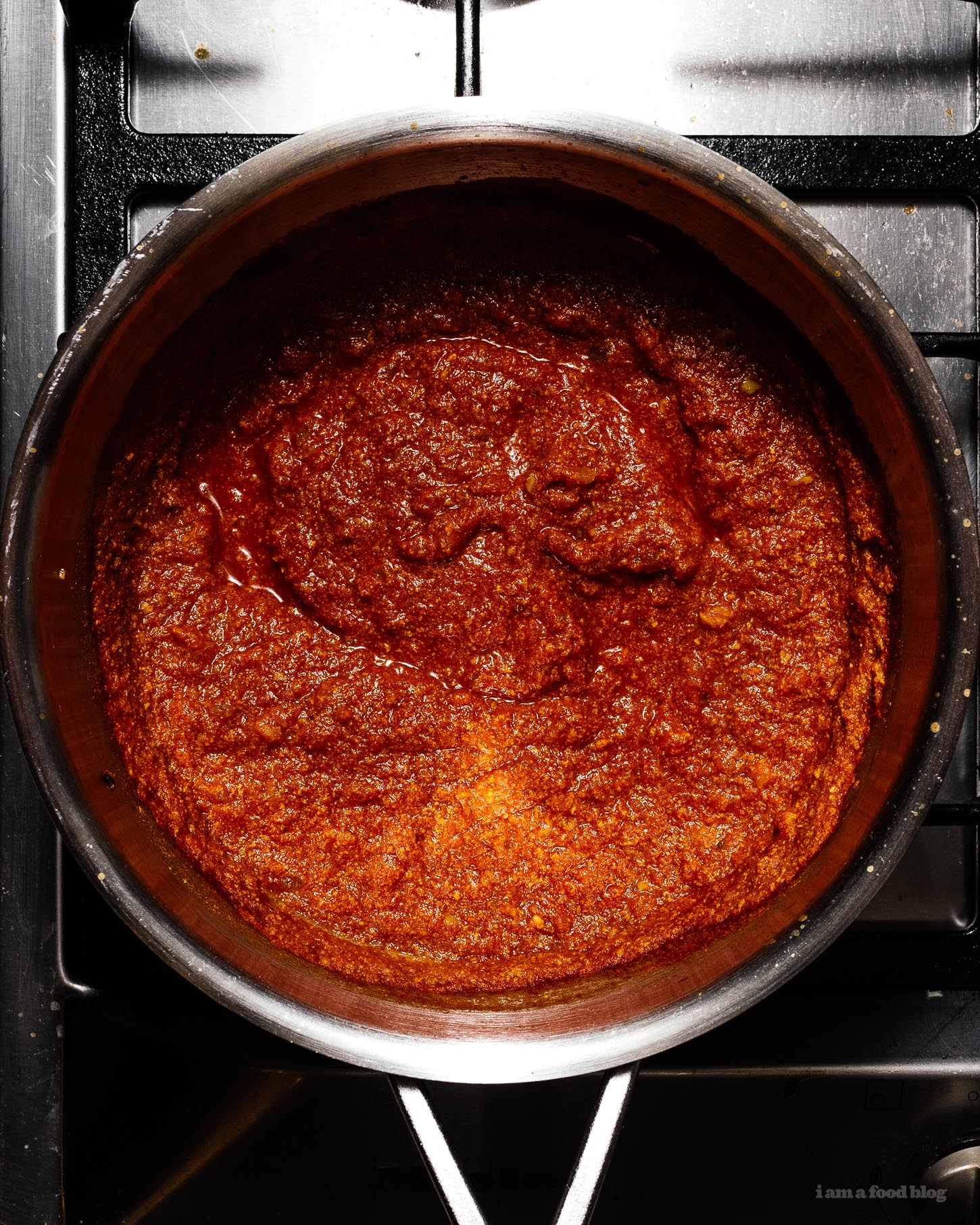 The Easiest Chicken Tikka Masala Recipe | www.iamafoodblog.com