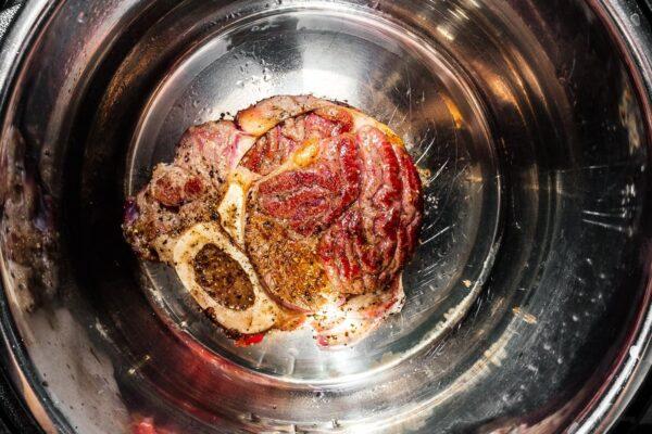browning beef shank | www.iamafoodblog.com