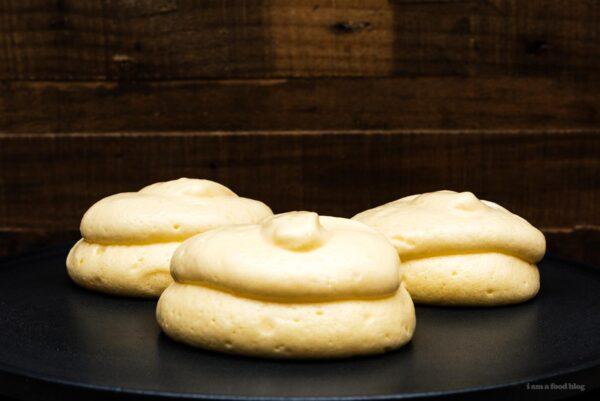 How to make Japanese Pancakes | www.iamafoodblog.com