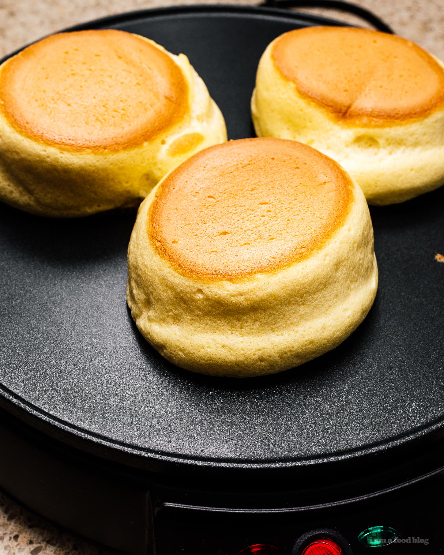 fluffy japanese pancakes recipe | i am a food blog