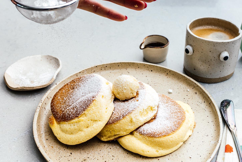 Souffle pancake recipe   www.iamafoodblog.com