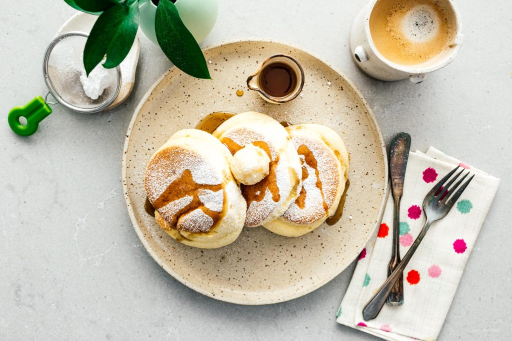 fluffy japanese pancakes recipe | i am a food blog