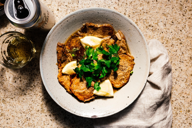 The Easiest Adobo Recipe: Weeknight 6 Ingredient Pork Chop Adobo