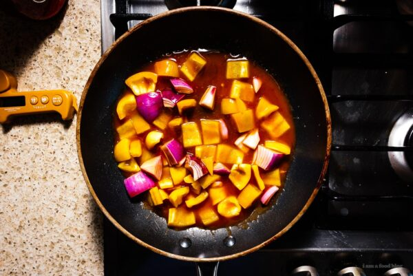 Sweet and Sour Sauce for Pork | www.iamafoodblog.com