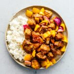 Sweet and sour pork | www.iamafoodblog.com