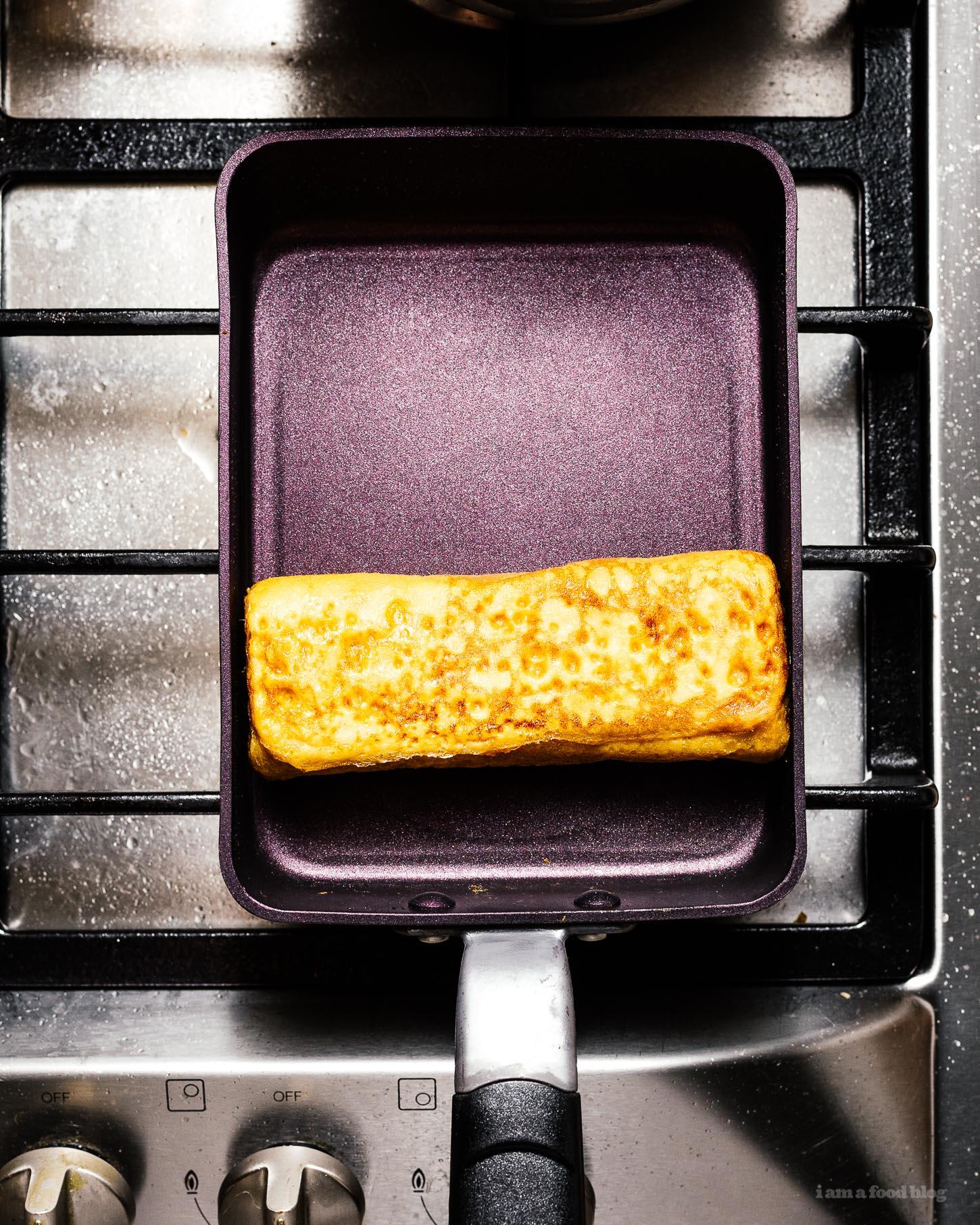 how to make tamagoyaki
