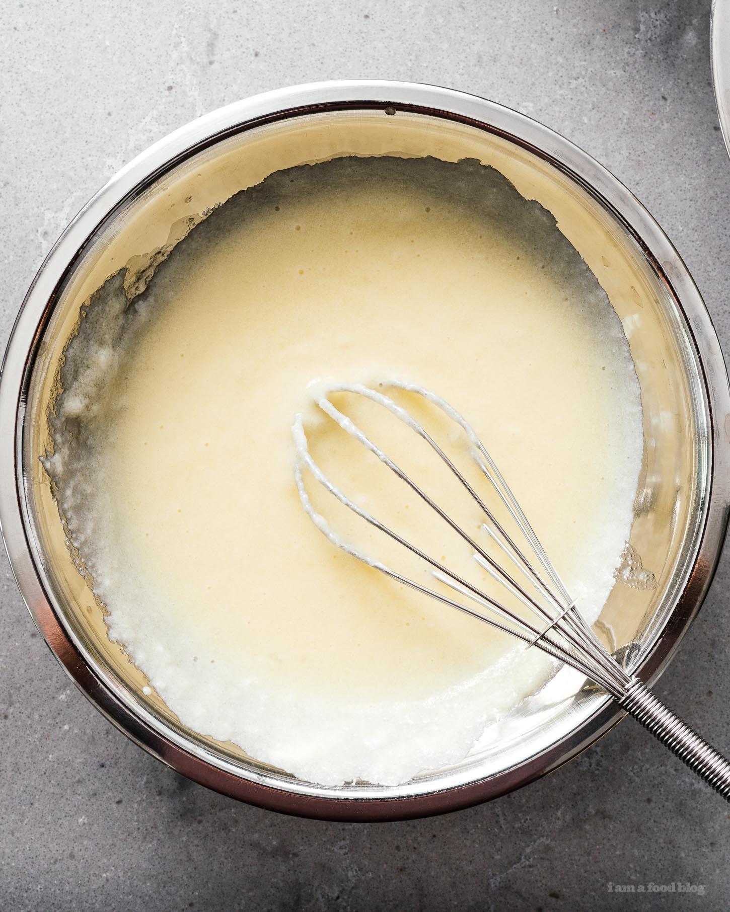 Small Batch Triple Coconut Loaf Recipe | www.iamafoodblog.com