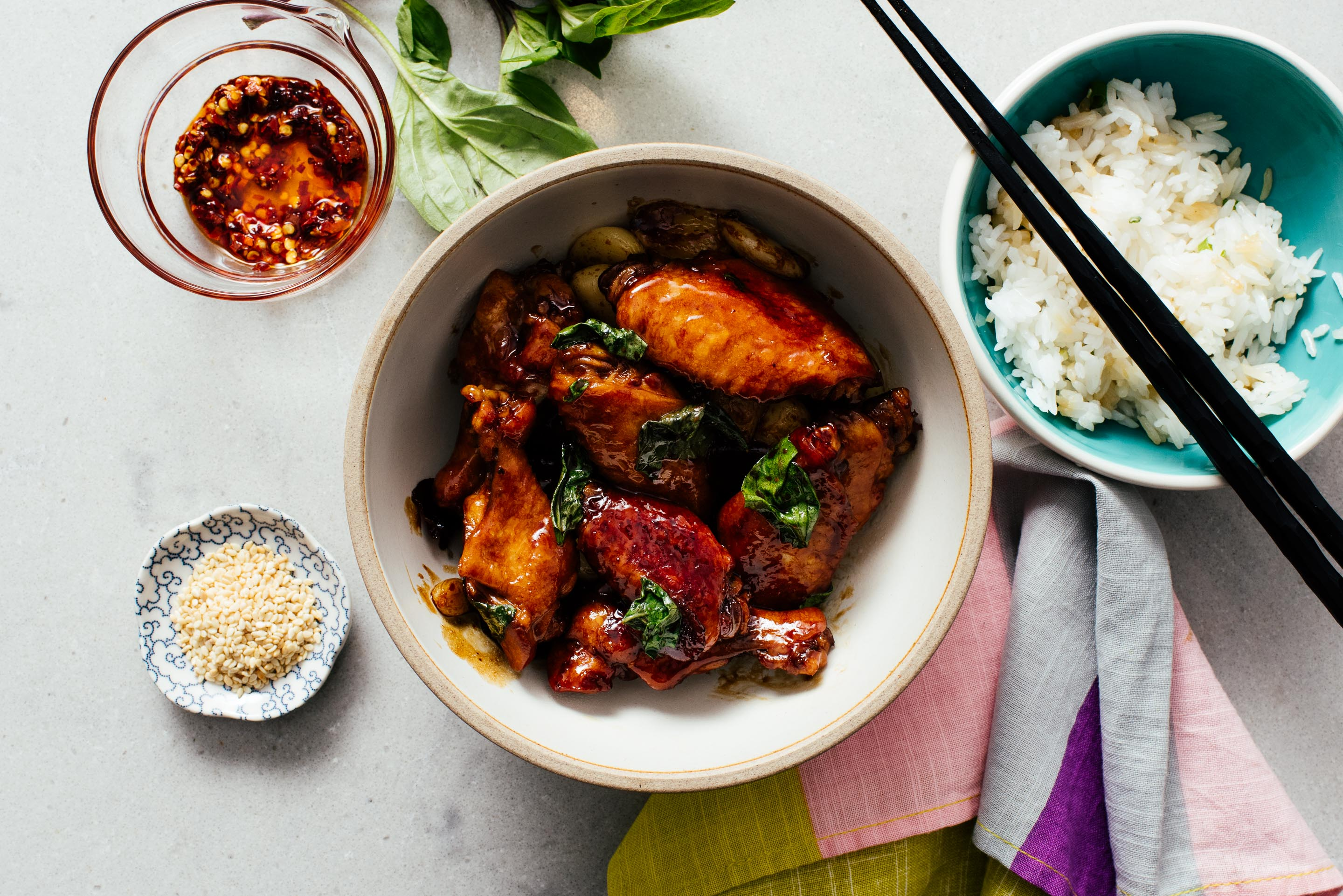 San Bei Ji: 15 Minute Easy Taiwanese 3 Cup Chicken Recipe