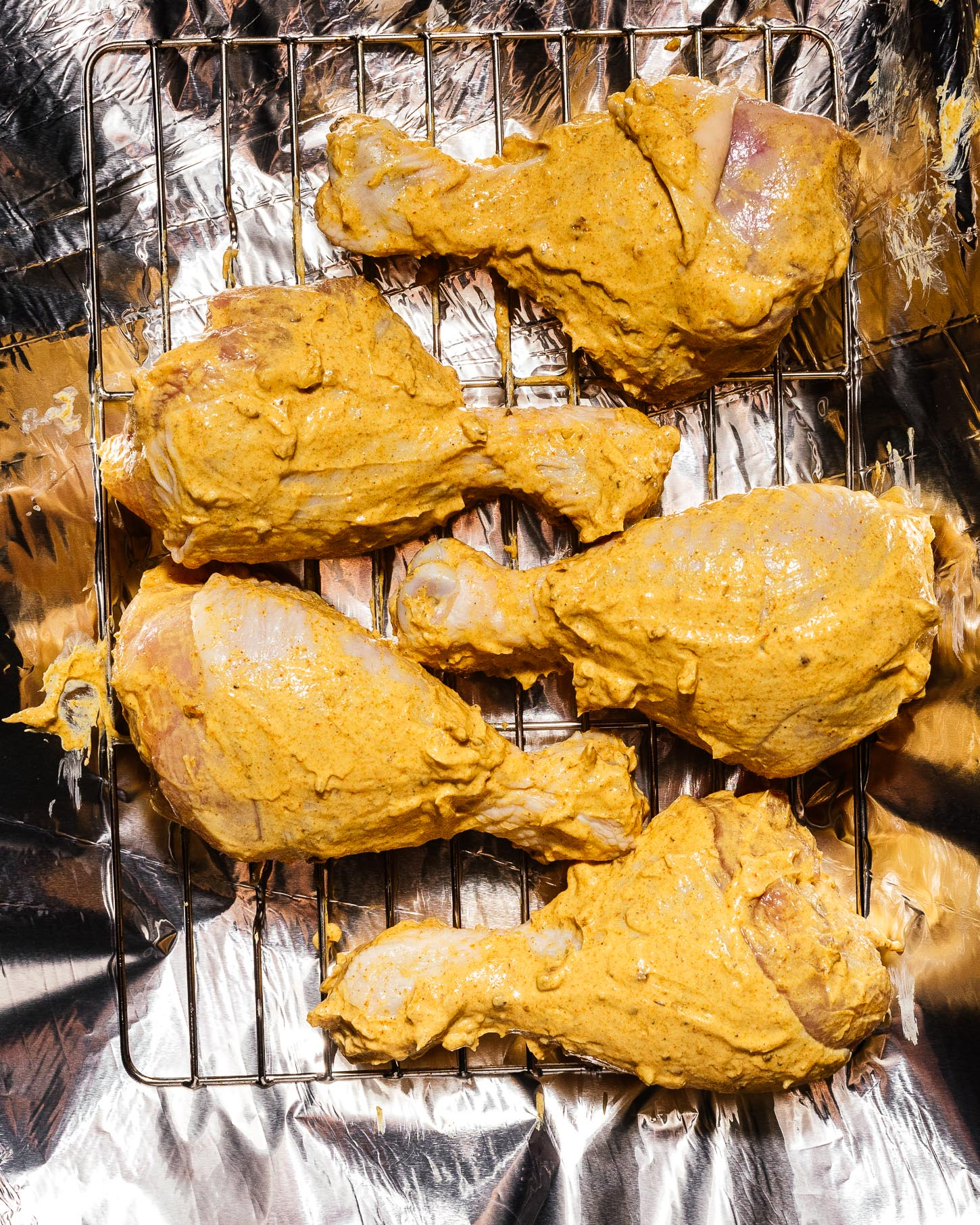 The Easiest 8 Ingredient Oven Broiled Tandoori Chicken Recipe   www.iamafoodblog.com