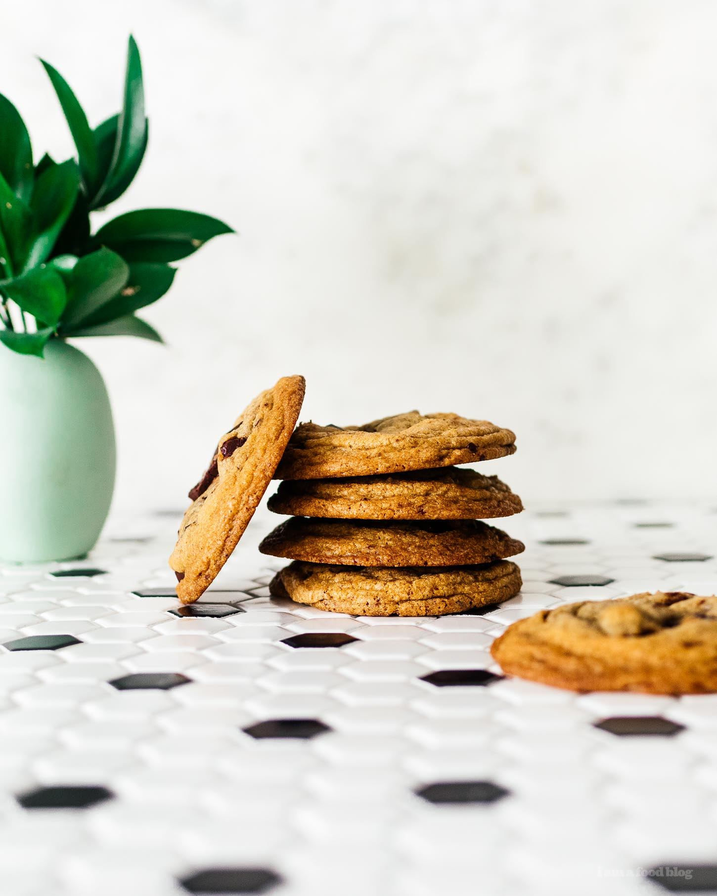 Small Batch BA's Best Chocolate Chip Cookies | www.iamafoodblog.com