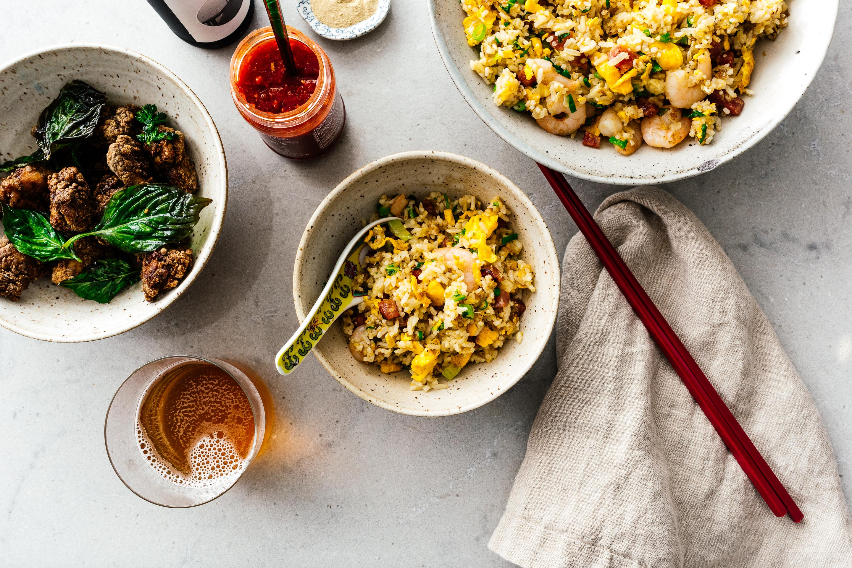 Better Than Take Out Yang Chow Fried Rice Recipe and 8 Tips and Tricks for the Best Fried Rice of Your Life · i am a food blog
