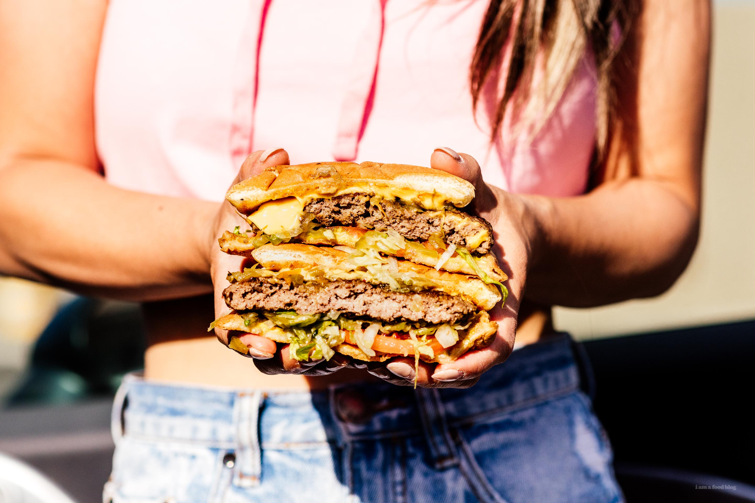 Our Search for the Best Green Chile Cheeseburger in New Mexico