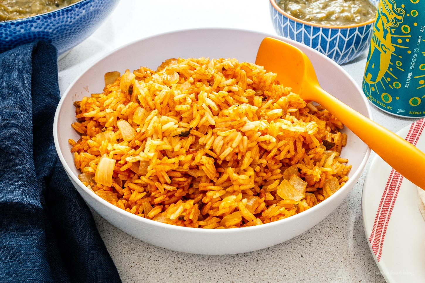 how to make mexican rice | www.iamafoodblog.com