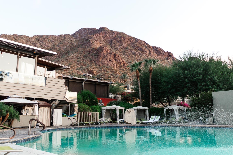 Sanctuary Camelback Scottsdale AZ | www.iamafoodblog.com
