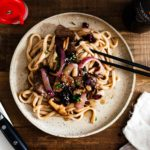 10 tips and tricks for how to make the best stir fry of your life plus a basic, use it everywhere simple stir fry sauce recipe! #stirfry #recipes #recipe #dinner #easy #stirfryrecipe #tipsandtricks