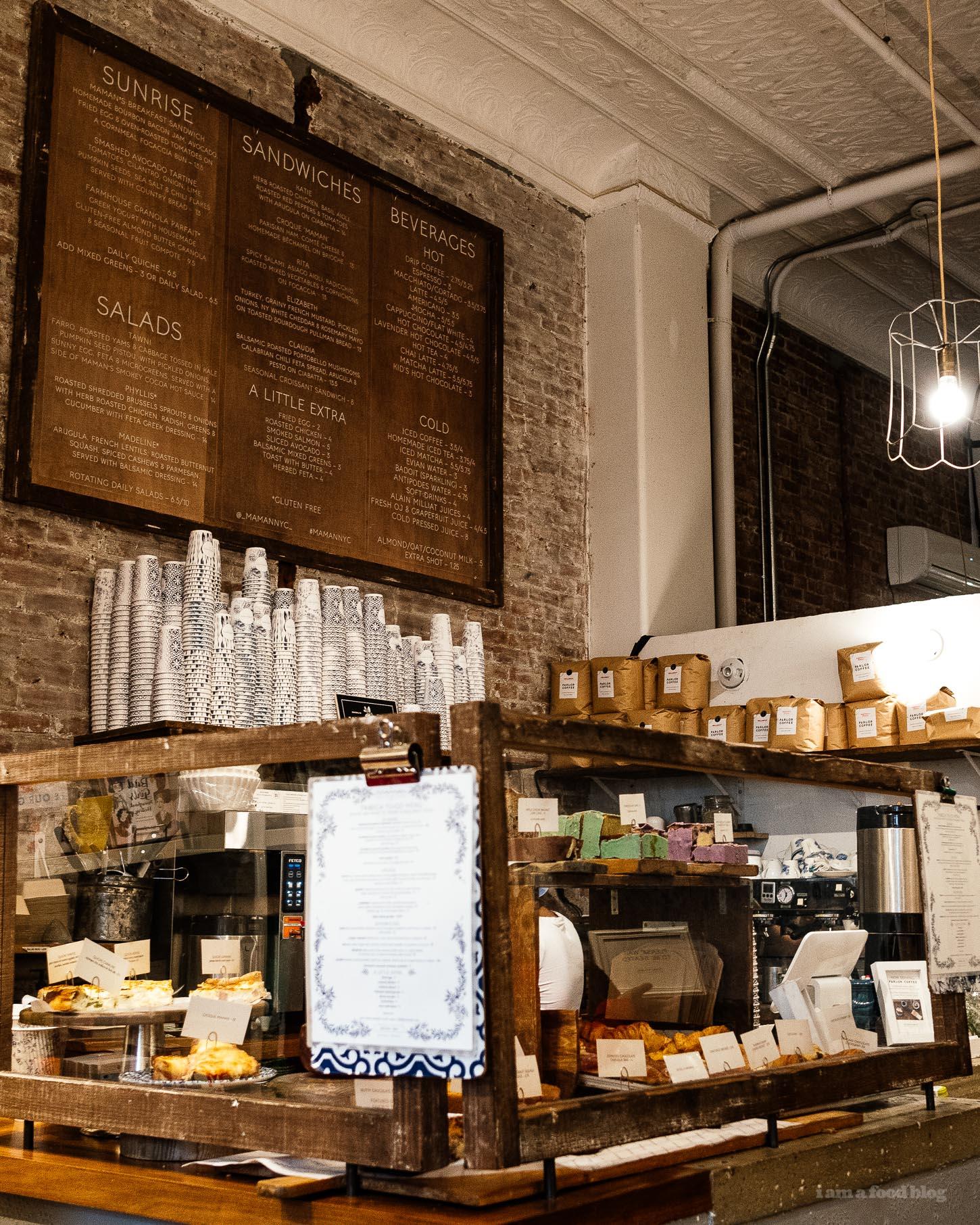 Maman NYC | www.iamafoodblog.com