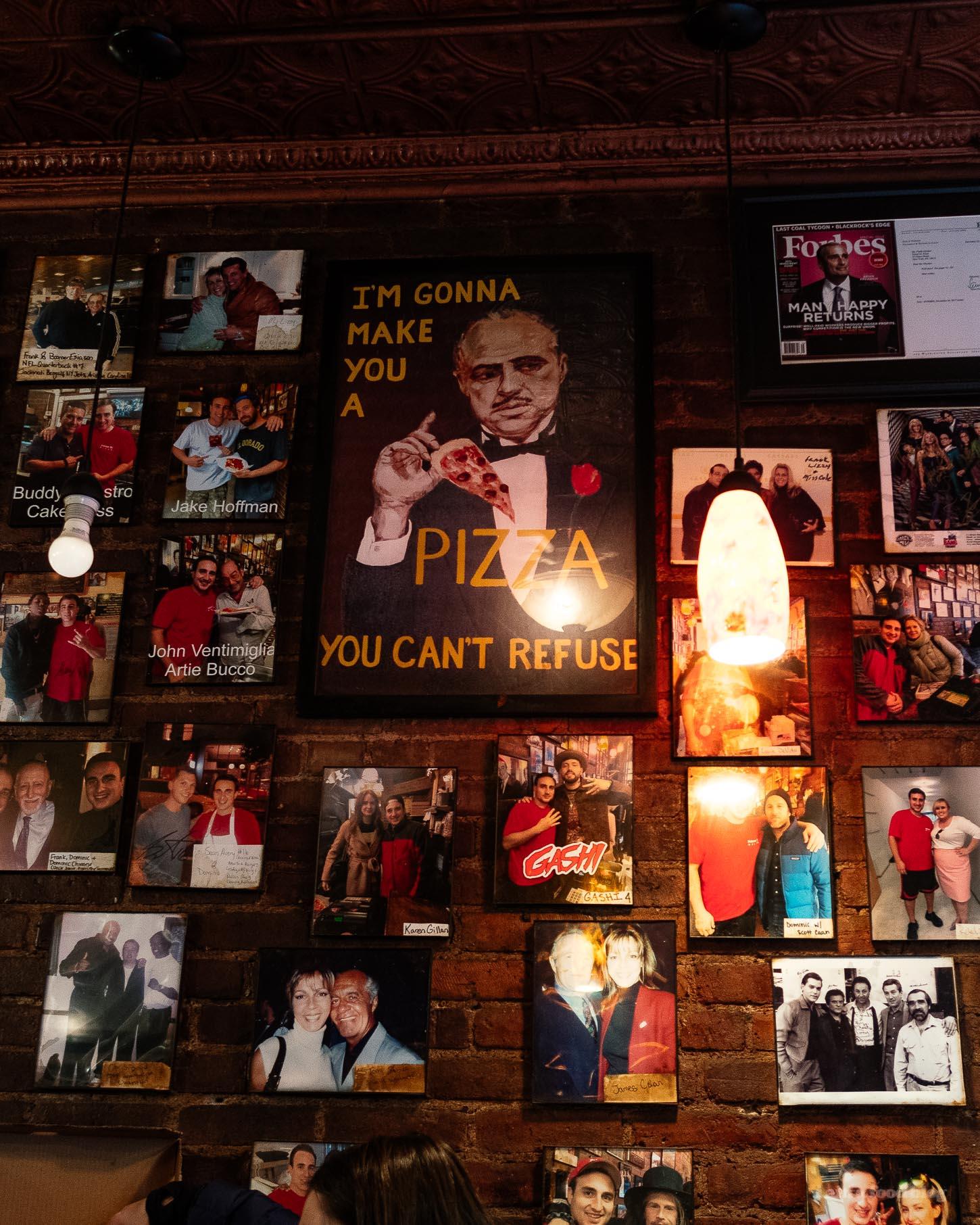Prince St Pizza NYC   www.iamafoodblog.com