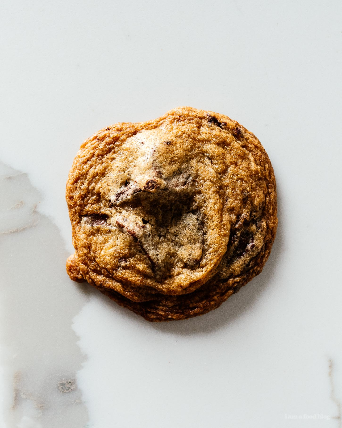 Flour Bakery's famous Chocolate Chip Cookie | www.iamafoodblog.com