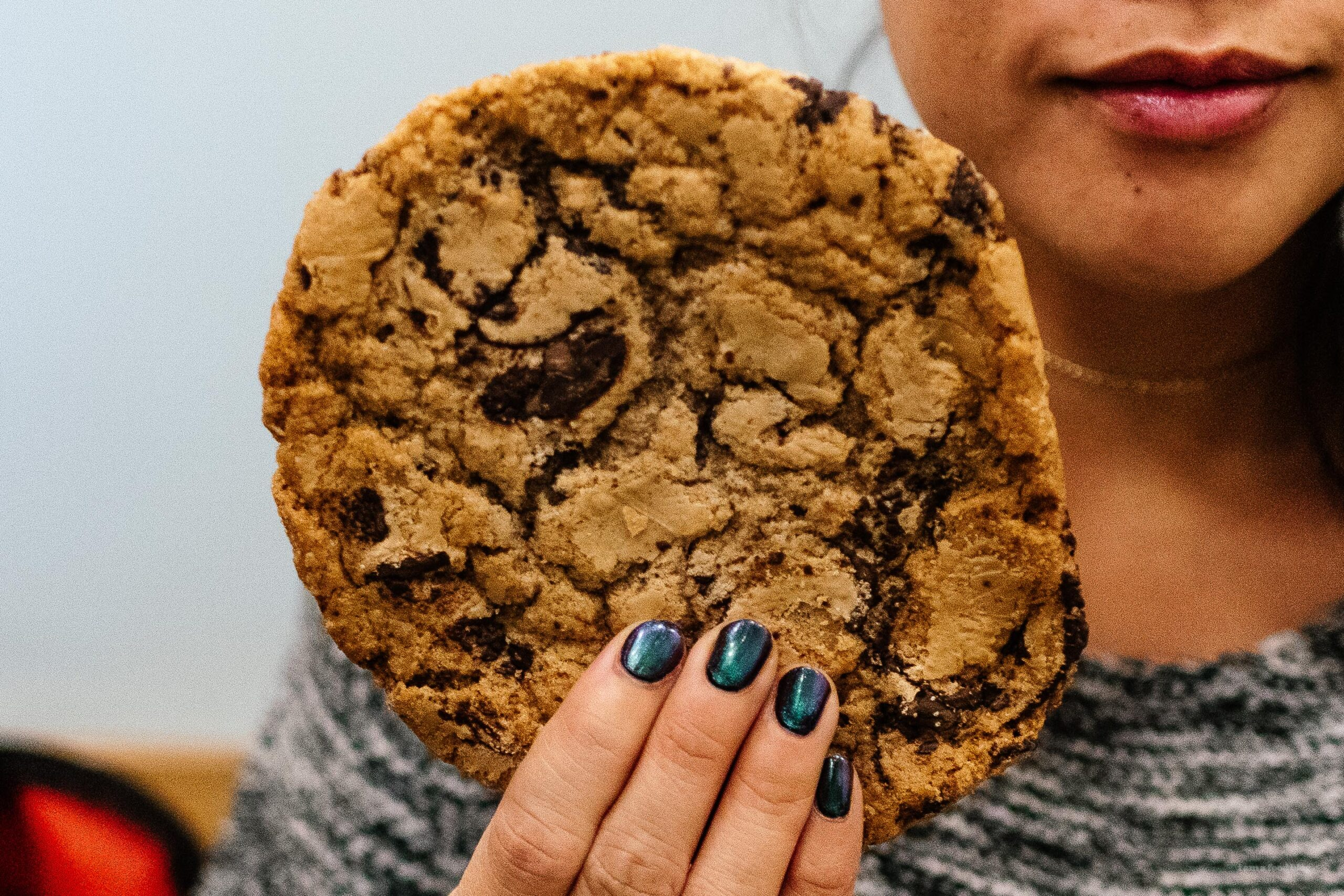 Chocolate Chip Cookie Review: Jacques Torres, NYC