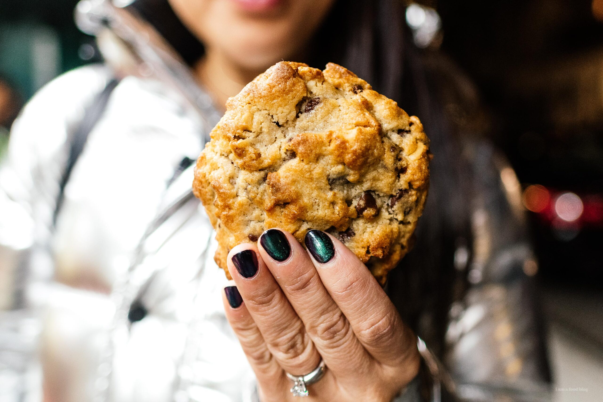 Chocolate Chip Cookie Review: Levain, NYC