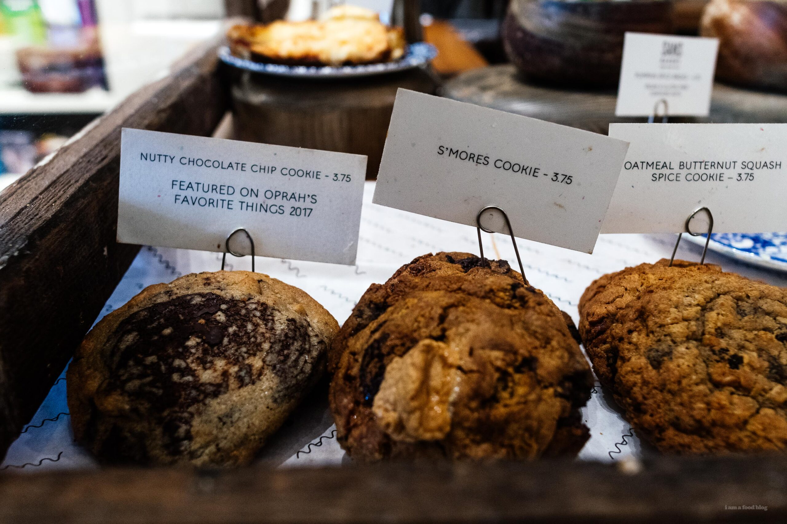 Chocolate Chip Cookie Review: Maman, NYC