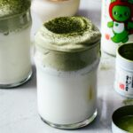 How to make Dalgona Matcha | www.iamafoodblog.com