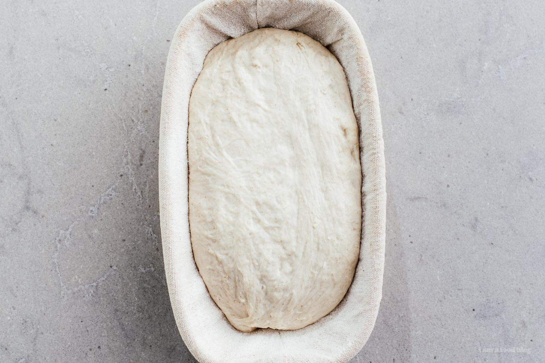 How to make small batch sourdough | www.iamafoodblog.com