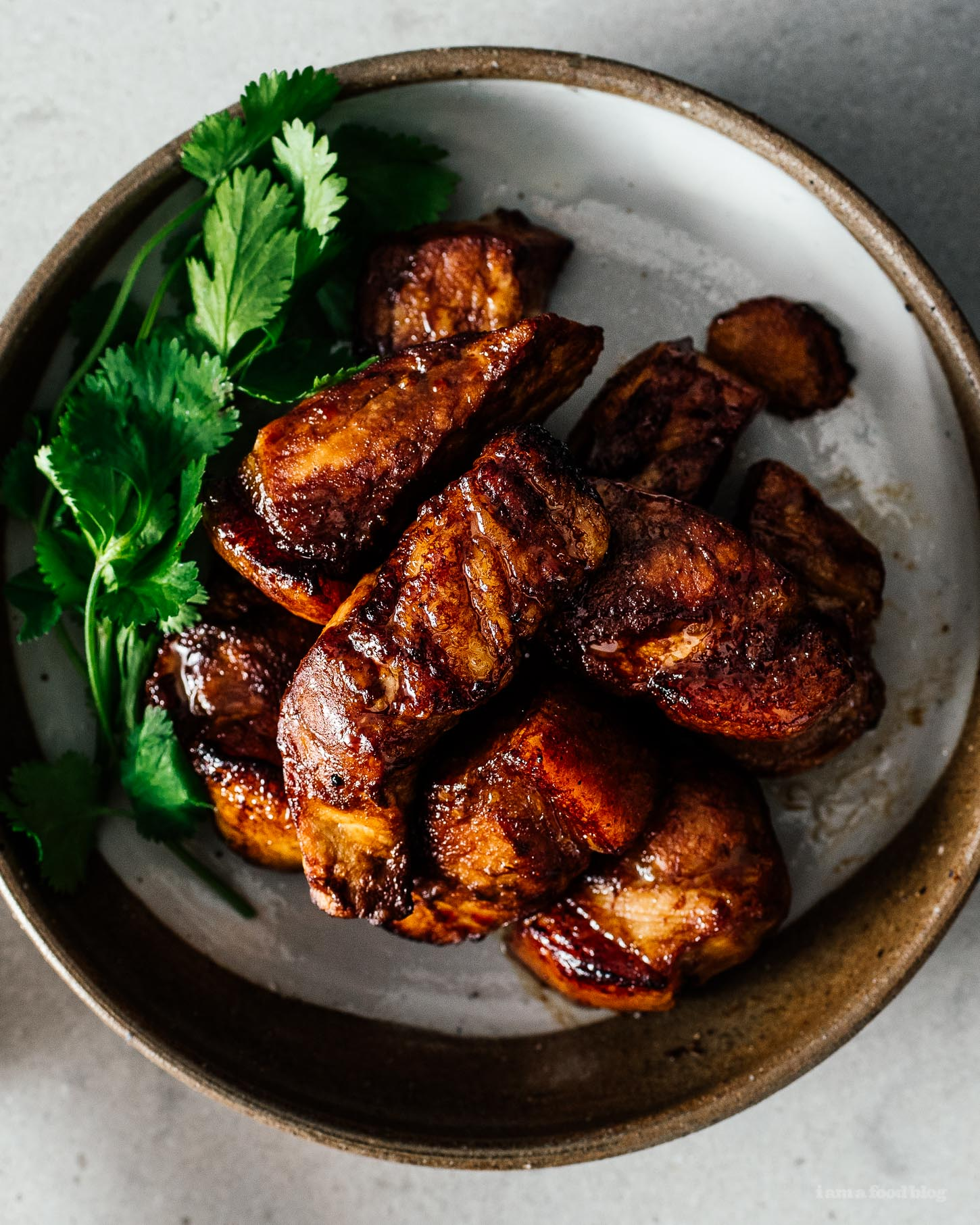 Air Fryer Char Siu Recipe | www.iamafoodblog.com
