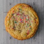 Small Batch Single Serving Giant Cookies | www.iamafoodblog.com