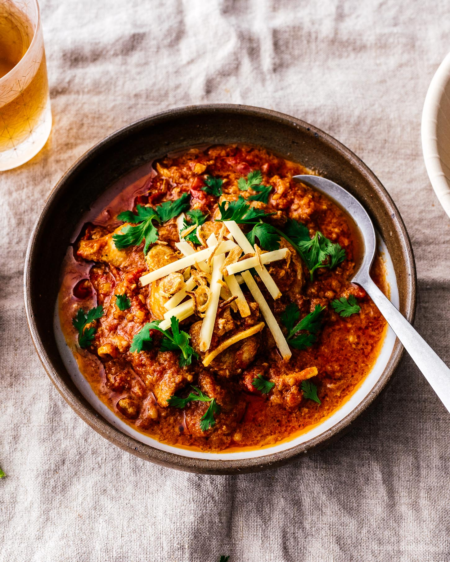 Instant Pot Dishoom Ruby Chicken Curry | www.iamafoodblog.com